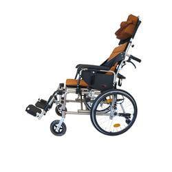 【信佑】高背輪椅 B(AB)款TC-WAR01【M2WC2101ORG】-你知道輪椅類型有哪些嗎