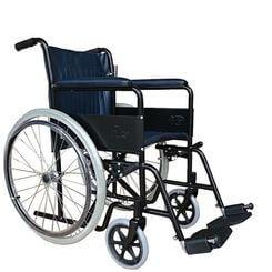 富士康 烤漆 鐵製輪椅-FZK-105-你知道輪椅類型有哪些嗎