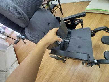 輪椅功能-輪椅胸帶功能
