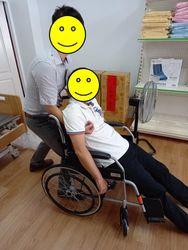 輪椅滑下去想拉起來-【輪椅安全帶】坐輪椅一直滑下來怎麼辦?分享骨盆帶+胸帶使用方法