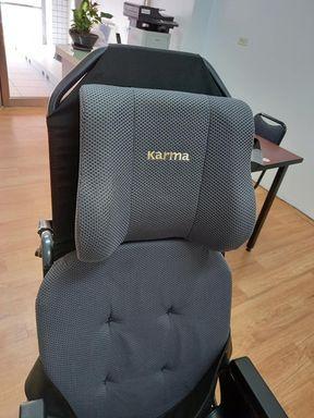 輪椅功能-輪椅頭靠功能
