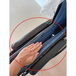 輪椅功能-輪椅骨架收折功能-正確使用