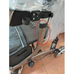 助步車按鈕調整高度