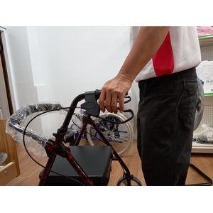 助步車適合推行高度-【帶輪型助步車推薦介紹】-長輩想出門,但走不遠怎麼辦?