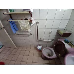 扶手可扶-洗澡椅(沐浴椅)推薦介紹大全-長輩洗澡坐的安全嗎?