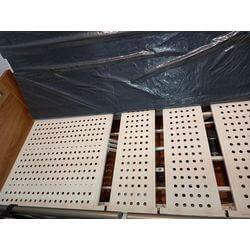 照顧床直接放鐵板上-錯誤使用