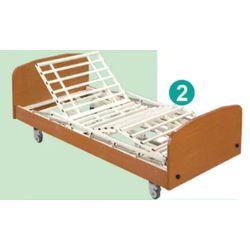 鋼條底板照顧床