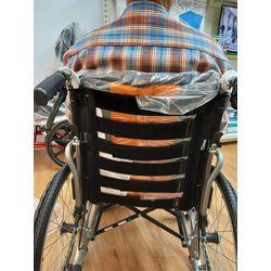 一般背靠位置-輪椅挑選