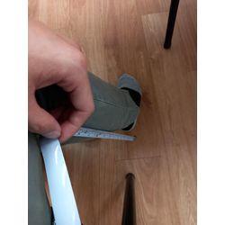 小腿長度量測-輪椅挑選
