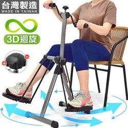 迴旋滑步機-居家復健器材推薦
