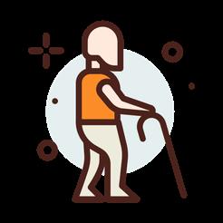 減輕下肢負重-拐杖推薦與拐杖挑選