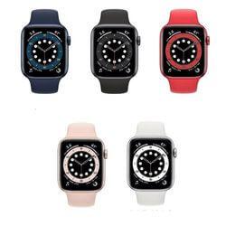 Apple Watch Series 6 蘋果手錶-老人居家安全,長輩獨居用緊急求救鈴
