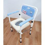 鐵製便盆椅(可跨馬桶款)
