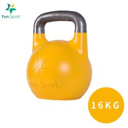 競技壺鈴 kettlebell-16kg-抗老化