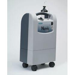 NIDEK-nuvo-lite氧氣機