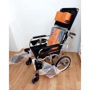 仰躺型高背輪椅(B AB款 )(小輪)