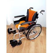 均佳-輕量型輪椅(可折背B款)