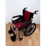 必翔-輕量化輪椅(可折背B款)