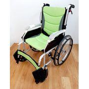 恆伸-輕量型輪椅(可折背B款)