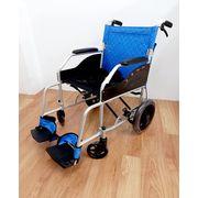輕量型輪椅(可折背B款 )(小輪)
