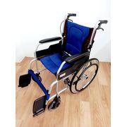 恆伸-輕量型輪椅(可折背B款  )