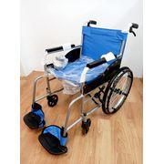 均佳-輕量型輪椅(附杯架B款)