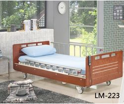 LM-223 三馬達照顧床-大心醫療器材-電動照顧床商品區