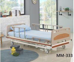 MM-333 三馬達照顧床-大心醫療器材-電動照顧床商品區